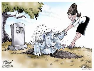 Palin reviving the GOP