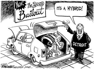 Detroit Hybrid Car