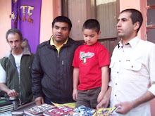 Piña, Cucurto, Baltazar Vega y Miranda Araya.