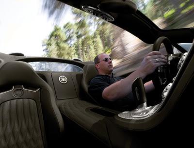 Bugatti Veyron Interior Speedometer. new Bugatti Veyron 16.4