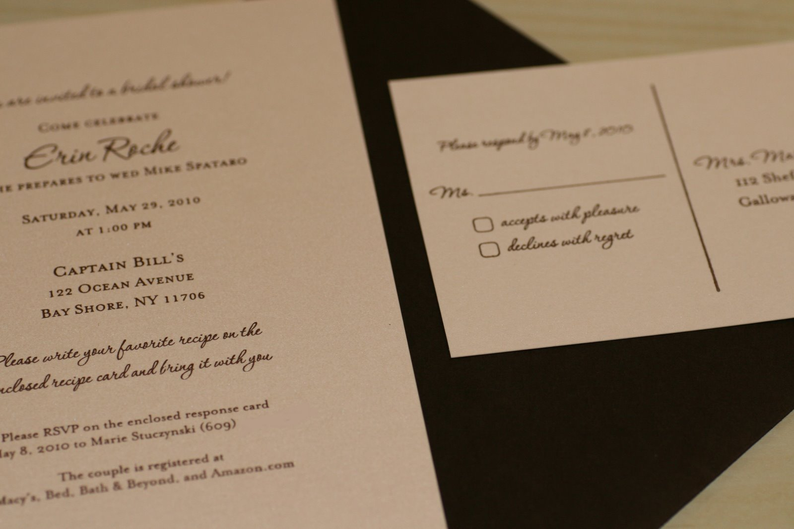 The atelier joie studios design letterpress blog erins bridal you know erins letterpress bridal shower invitations are proof that you dont have to break the bank to have gorgeous letterpress invitations filmwisefo