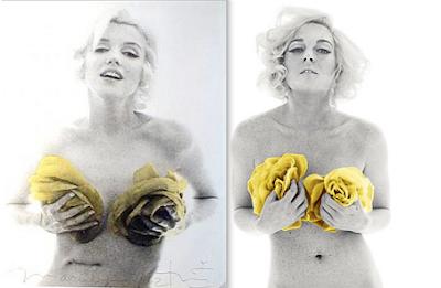 Bern Stern rememora la última sesión de fotos de Marilyn Monroe para Vogue con Lindsay Lohan