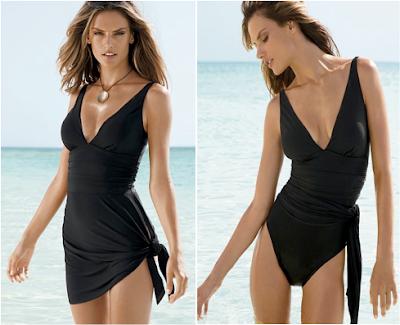 Bañador-vestido, Victoria's Secret, Primavera-verano 2010