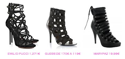 Emilio Pucci - Guess - MaryPaz