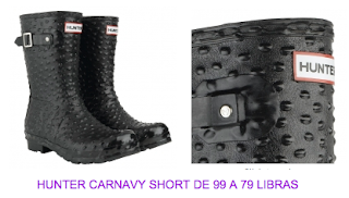 Botas Hunter Carnavy Short