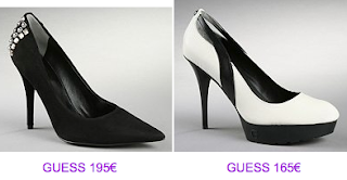 Salones Guess 2 2010/2011