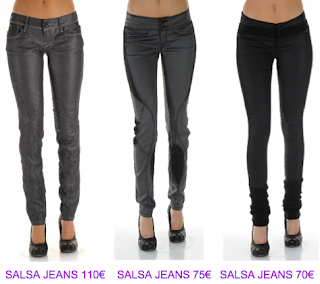 Jeans fashion Salsa Jeans 2 2010/2011