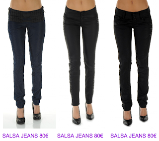 Jeans fashion Salsa Jeans 2010/2011