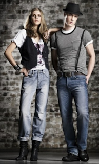 Looks casuales Levi's 2010/2011