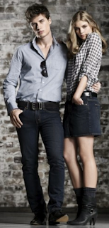 Looks casuales Levi's 5 2010/2011