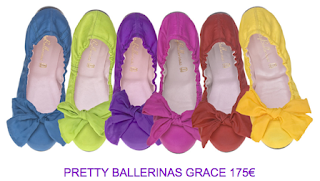 Pretty Ballerinas Grace 2 Parachute Eco-Collection