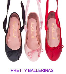 Bailarinas Pretty Ballerinas