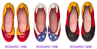 Pretty Ballerinas Rosario 2 Flag Collection