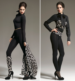 Looks print animal Wolford 3 2010/2011