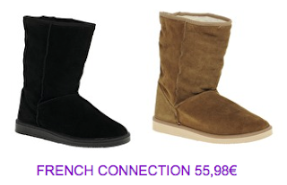 Botas French Connection