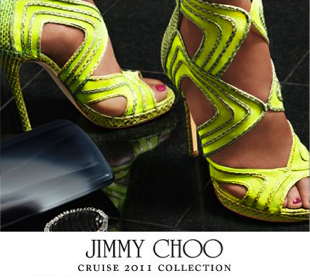 Cruise 11 Jimmy Choo