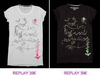 Replay camisetas2