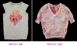 Replay camisetas6