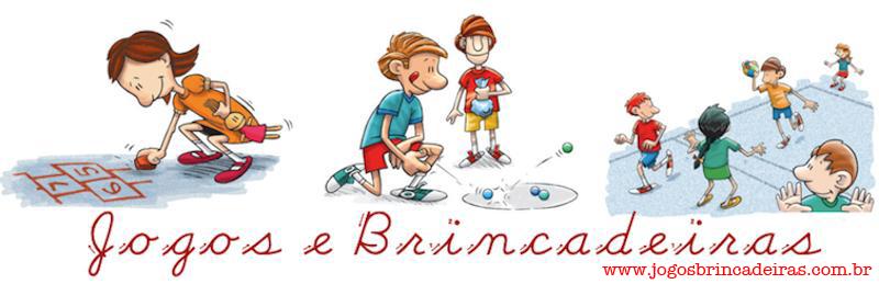 Jogos e Brincadeiras para Educação Infantil - Atividades Educativas e Recreativas