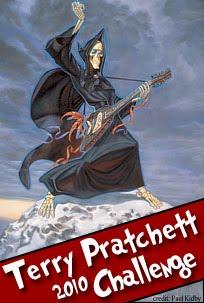 Terry Pratchett Challenge