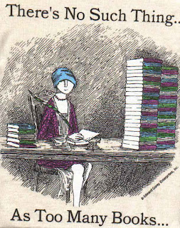 Gorey No Such Thing Too Many Books