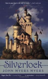 Silverlock cover