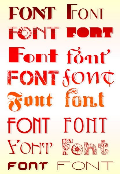 Download Efeito Photoshop: Font Pack