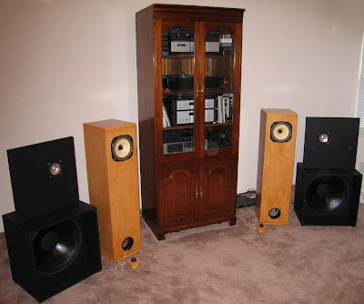 DIY Open Baffle (OB) Jordan JX92S Speaker