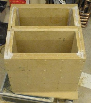 DIY Isobaric Sixth Order Bandpass Subwoofer Construction
