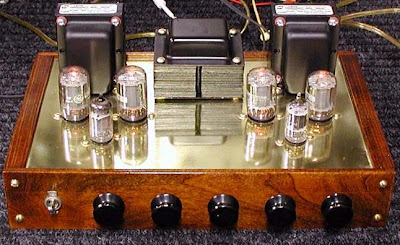 6T9 Compactron Push-Pull Tube Amp