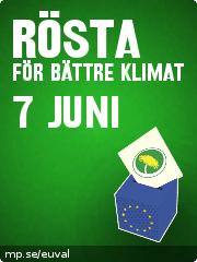 EP-valet 7 juni