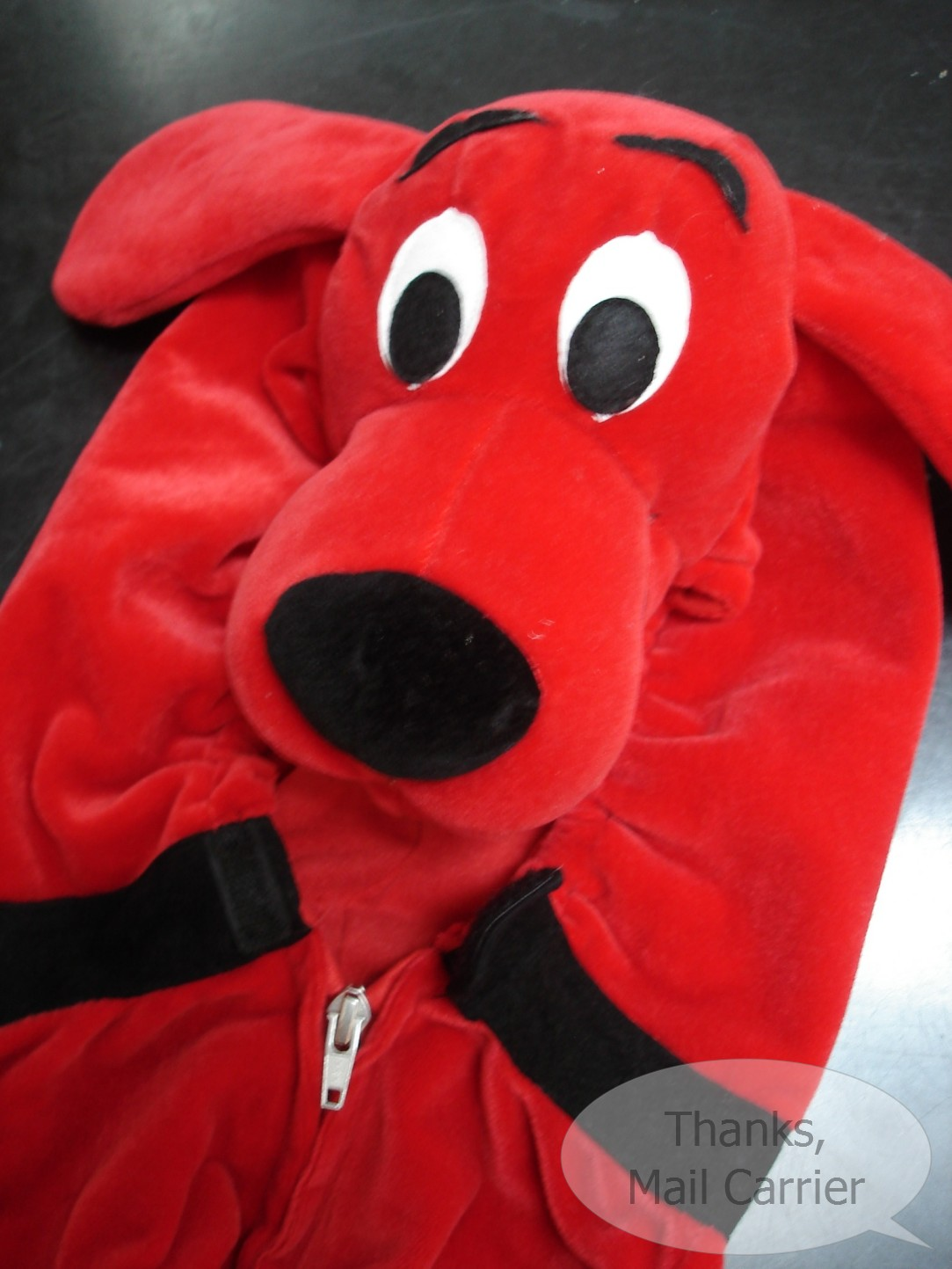 costume discounters clifford the big red dog review - Clifford The Big Red Dog Halloween Costume