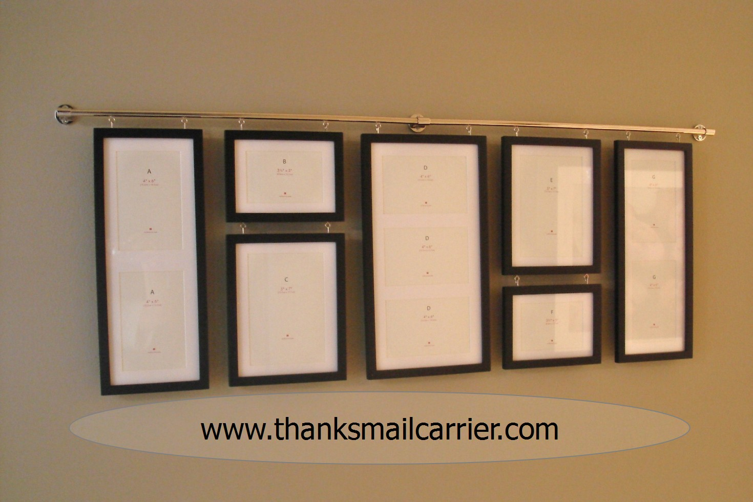 Gift Giving With Redenvelope Hall Gallery Frame Set