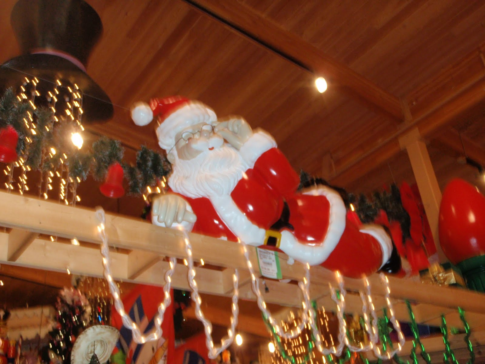 so how big is the worlds biggest christmas store it is big maybe twice as big as a walmart super center frankenmuth lays claim to the worlds largest - Largest Christmas Store
