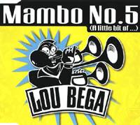 Lou Bega-1999-Mambo No. 5 [Maxi Cd]