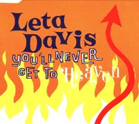 Leta Davis-1990-You'll never get to heaven [Maxi Cd]