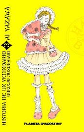 Leyendo manga: