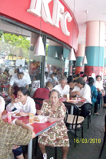 Teras KFC Grage Mall Cirebon