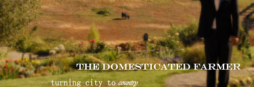 THE DOMESTICATED FARMER