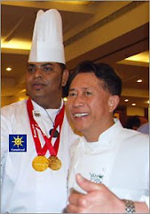 P. Shiva Kumar, Super Gold Medal Winner 6th World Championship Chinese Cuisine