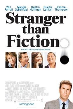 Hơn Cả Tiểu Thuyết - Stranger Than Fiction (2006) Poster