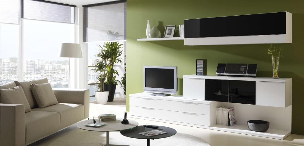 Venta de muebles en muebles salvany - Pintura para salon comedor ...