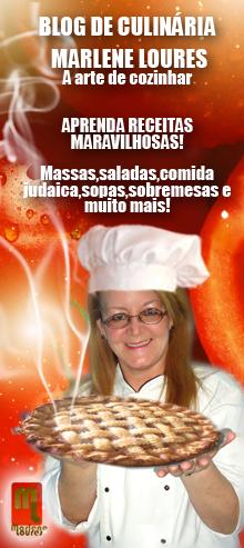 Blog de culinária Marlene Loures