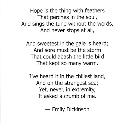 famous poems by emily dickinson
