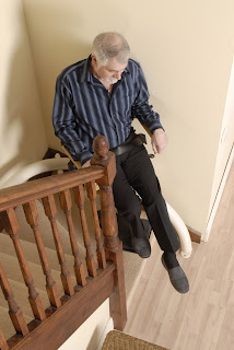 Swivel Seat Stairlift