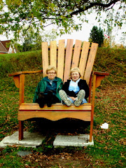 A Really Big Chair, Kinmount, ON