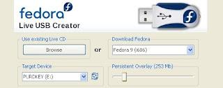 Fedora LiveUSB