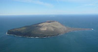 Isla de Surtsey, Patrimonio de la Humanidad. Fotografía propiedad de TC Science.