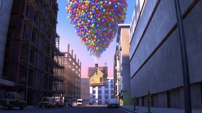 Up, película más reciente de Pixar. Créditos: Disney/Pixar