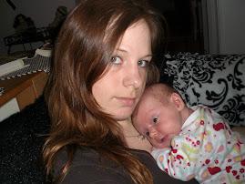 Jeg og mamma